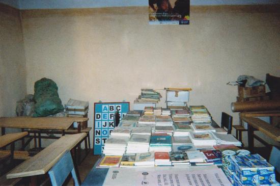 livres et fournitures