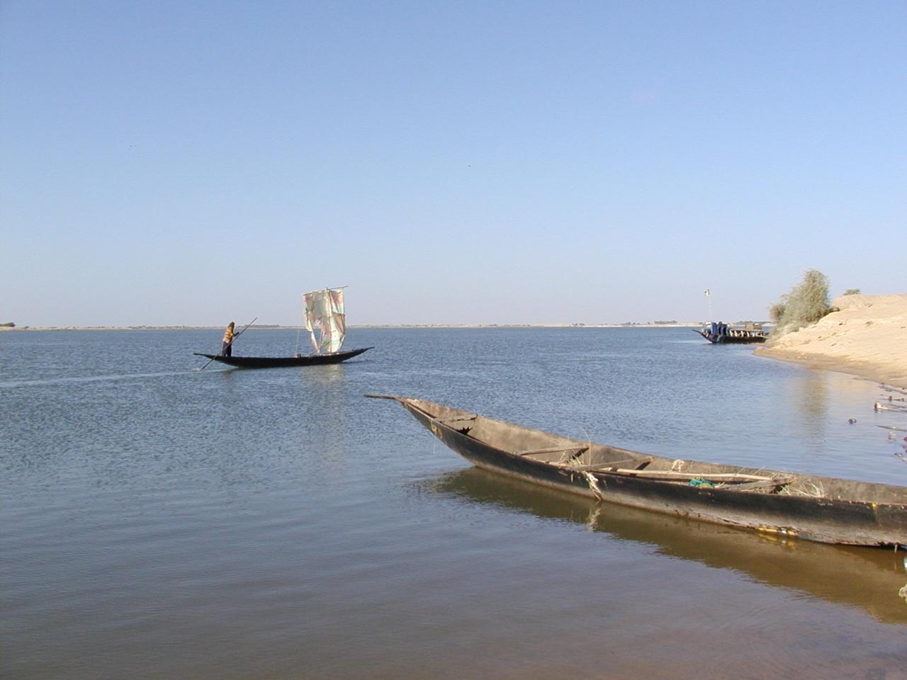le Niger à Karkadjane